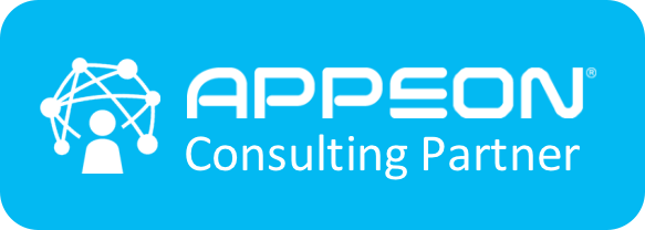 appeon consulting badge